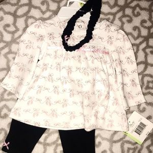 Infinite ( girls ) dress/ pants outfit NWT